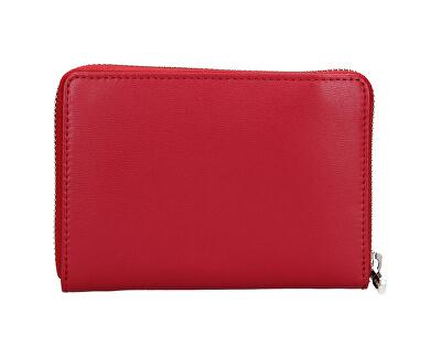 Portofel din piele pentru femei 50309 Red
