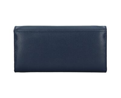 Dámska kožená peňaženka 50310 D.Blue