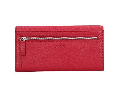 Portofel din piele pentru femei 51457 Raspberry