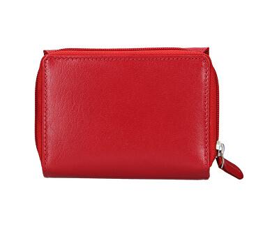 Portafoglio da donna in pelle 932/B Red