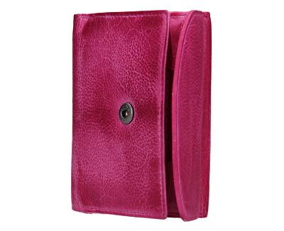 Dámska kožená peňaženka LG-2522/D Fuchsia