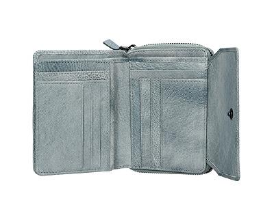 Dámska kožená peňaženka LG-932 Ocean Blue