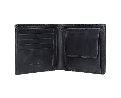 Pánska kožená peňaženka 5434 Navy