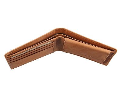 Portofel din piele pentru bărbați BLC-4231-219 Tan