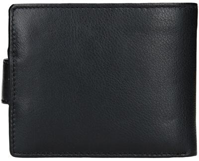 Pánská kožená peněženka LG-10299 Black