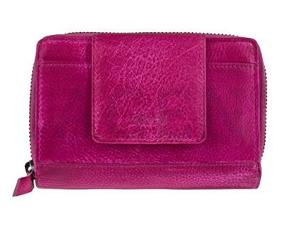 Dámská kožená peněženka 931-D Fuchsia