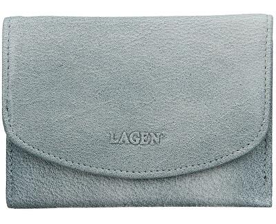 Dámska kožená peňaženka LG-2522 Ocean Blue