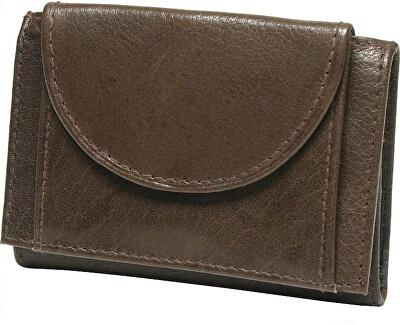 Bőr mini pénztárca W-2030 Brown
