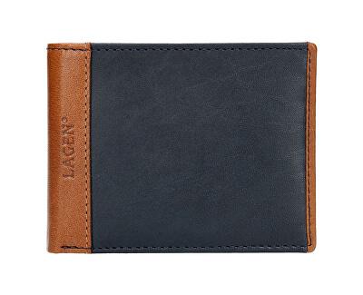 Pánska kožená peňaženka 5433 Indigo