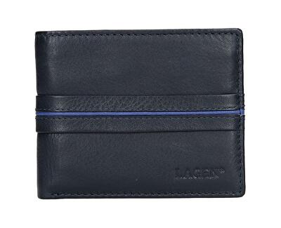Pánska kožená peňaženka 3905 Navy/Blue