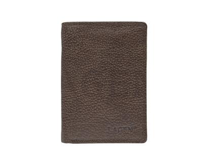 Pánska kožená peňaženka 90752 Dark Brown