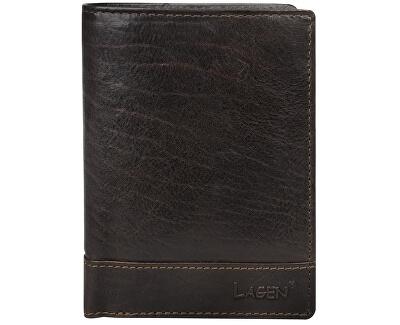 Pánska kožená peňaženka V-26/T BRN