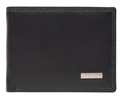 Pánská kožená peněženka LG-1789 Black