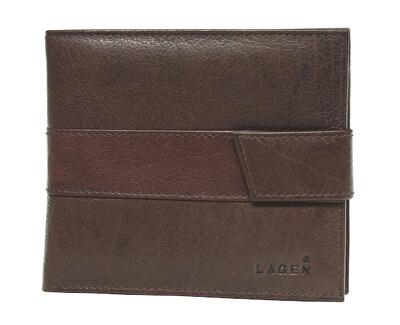 Pánska kožená peňaženka V-03 Brown