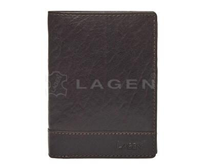 Pánska kožená peňaženka V-26/T D.BRN