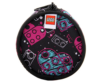 Púzdro guľaté LEGO Friends Girls Rock