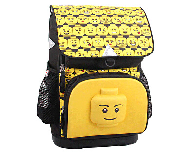 Školní aktovka LEGO Minifigures Heads Optimo