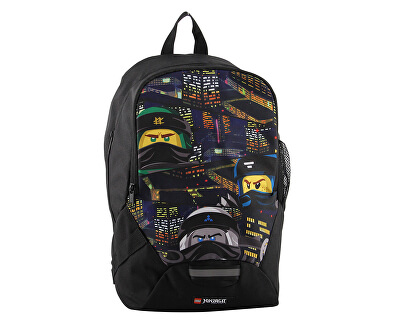 Školský batoh LEGO Ninja go Urban