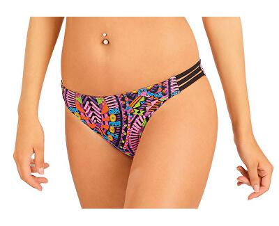 Dámské plavkové kalhotky string bokové 57093