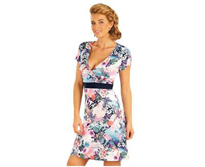 Litex Dámské šaty s krátkým rukávem 93498
