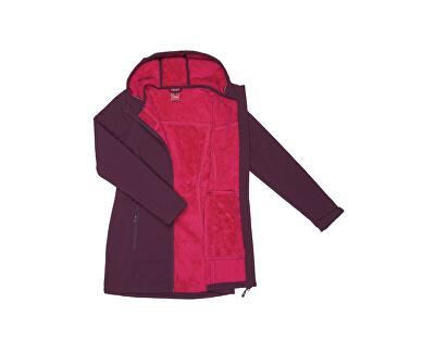 Dámská softshellová bunda Lavinia Purple Magic SFW1814-K74K