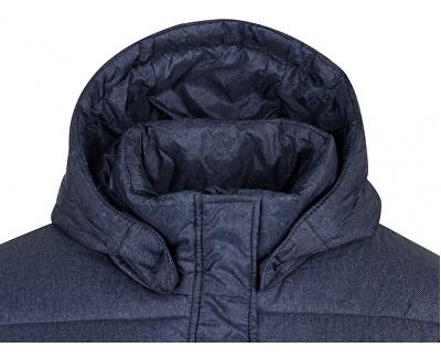 Dámská zimní bunda do města Tabita Majol Blue modrá CLW1777-L43X