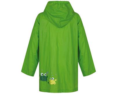 Detská pláštenka Xaxo Jasmine Green RJK1901-N96N