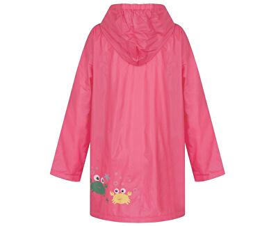 Detská pláštenka Xaxo Paradise Pink RJK1901-J53J