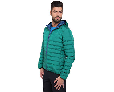 Pánská bunda do města Itall Lu Meadow zelená CLM1751-P21P