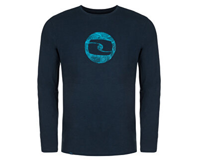 Pánske tričko Albin Dress Blue CLM1966-L13L