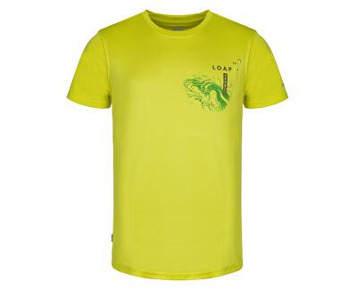 Pánske tričko Malty Sulphur Spring/Green CLM1965-C09N