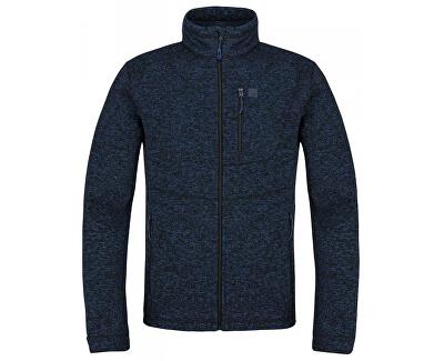 LOAP Pánsky sveter Grove Tap Blue Melange OLM1840-V23X