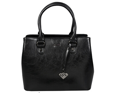 LYLEE Elegantná kabelka Alex is Handbag Black