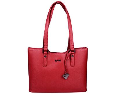 LYLEE Elegantní kabelka Deana Red