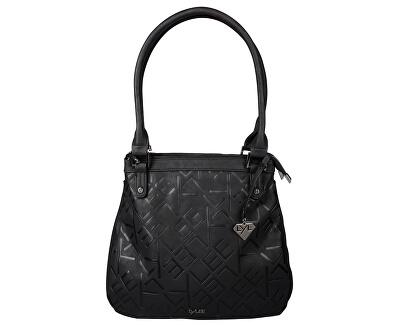 LYLEE Elegantní kabelka Elen Black