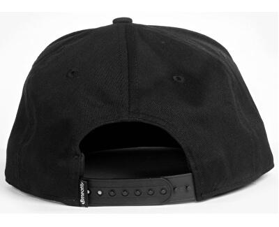 Kšiltovka Troop Snapback B - Black