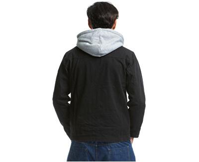 Pánska bunda Taras Cotton Jacket A-Black