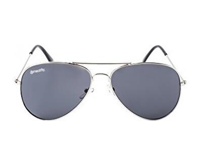 Sluneční brýle Scott Sunglasses A-Silver, Black