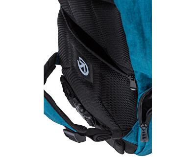 Backpack Basejumper 5 E-Heather Petrol, Heather Grey