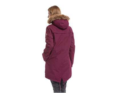 Dámska bunda Ruby 2 Parka Purple