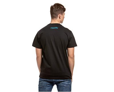 Pánske tričko Bend A- Black