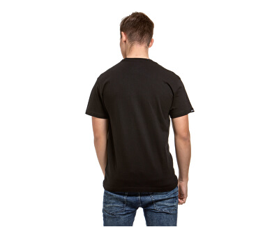 Pánske tričko Brisk C-Black