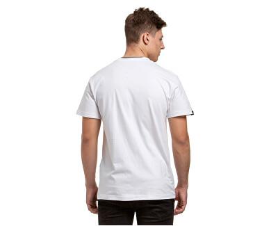 Pánske tričko Raw A- White