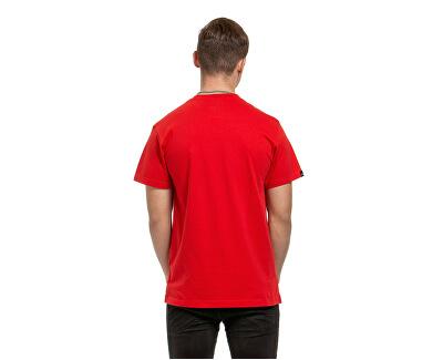 Pánske tričko Raw C-Red