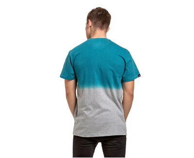 Pánske tričko Slash D-Heather Grey