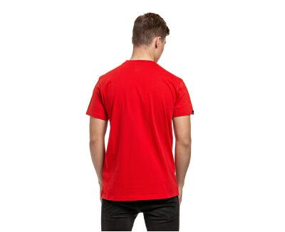 Pánske tričko Stomp 2 B-Red