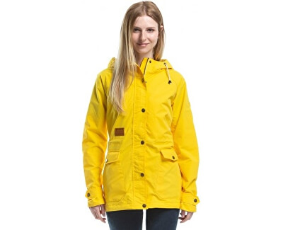 Meatfly Dámska bunda Victory 2 Jacket C Yellow
