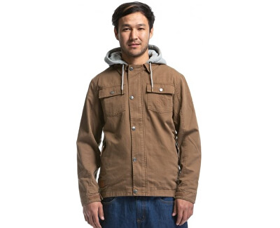 Pánska bunda Taras Cotton Jacket B-Camel