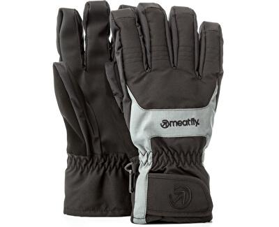 Pánske prstové rukavice Cyclone Gloves B - Black / Grey