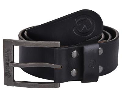 Pánsky kožený opasok Doppler A-Black